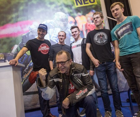 1000PS Meet & Greet bei Metzeler