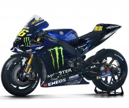Yamaha MotoGP 2019 - Valentino Rossi M1