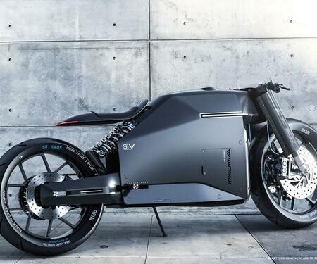 SIV Katana Sword Concept Bike