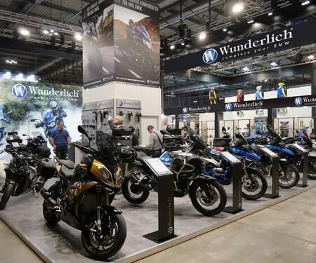 Wunderlich bei den Hamburger Motorradtagen 2019