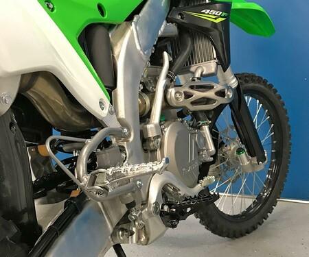 Kawasaki KL450 Enduro by K-Raceparts