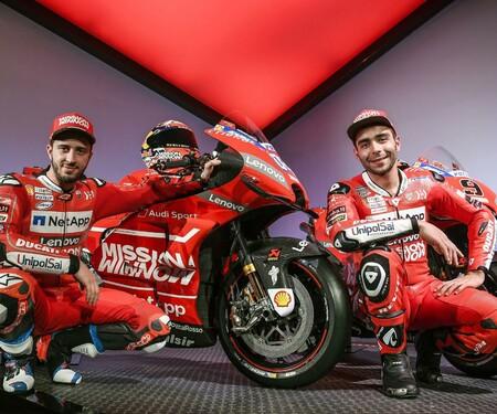 MotoGP 2019 - die Fahrer