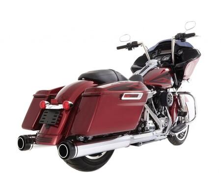 Rinehart Racing Slip-On für Harley-Davidson Touring Modelle
