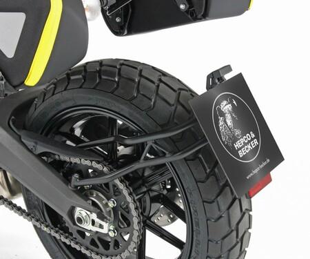 Hepco&Becker Zubehör für die Ducati Scrambler 800 (BJ. 19)