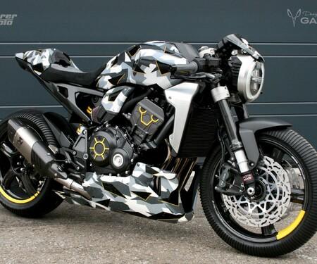 Honda CB1000R-adical by Fuhrer Moto