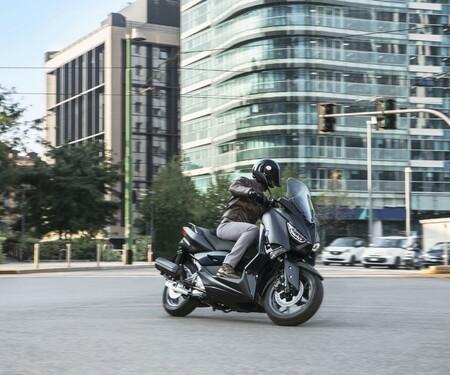 Yamaha 125ccm Roller 2019