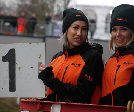 Wintermotocross Frankenbach 2019