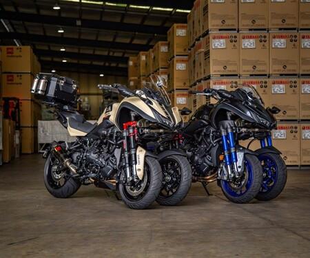 Yamaha Niken Turbo - Wahnsinnsumbau aus Australien!