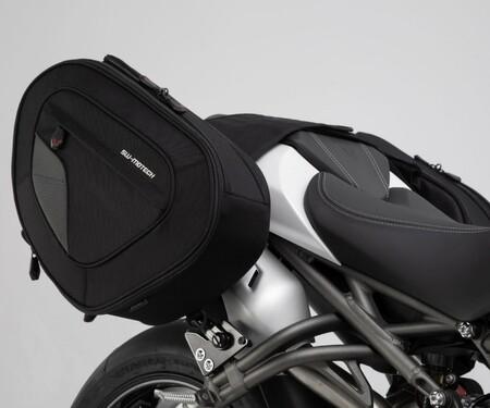 SW-Motech Zubehör für die Triumph Speed Triple S und RS