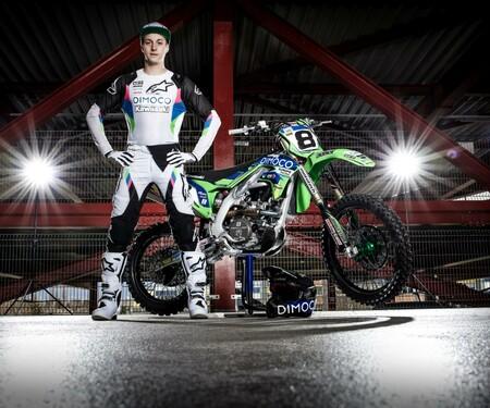 Michael Kratzer auf Kawasaki zurück in MX-ÖM