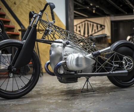 The Revival Birdcage - Custom Bike mit neuem BMW Boxermotor