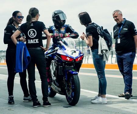 Eindrücke zum ersten Rennen des Yamaha bLU CRu R3 Cups 2019