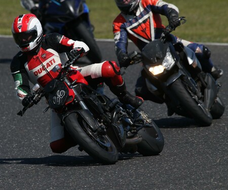 Trackdays 2019 Pannoniaring April - Tag 2 - Blaue Gruppe