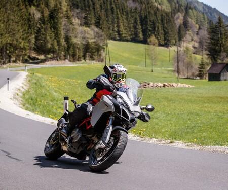 Reiseenduro Vergleichstest 2019: Ducati Multistrada 950 S