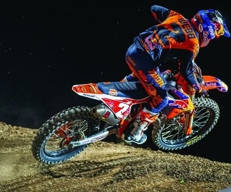 AMA SUPERCROSS 450 SX MEISTERSCHAFT