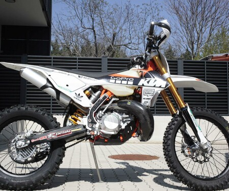 Arlos KTM EXC 300 TPI Tune Up