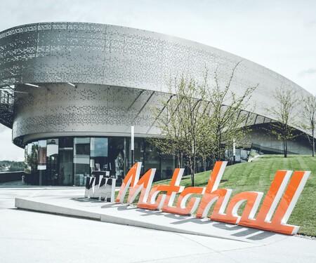 KTM Motohall Mattighofen