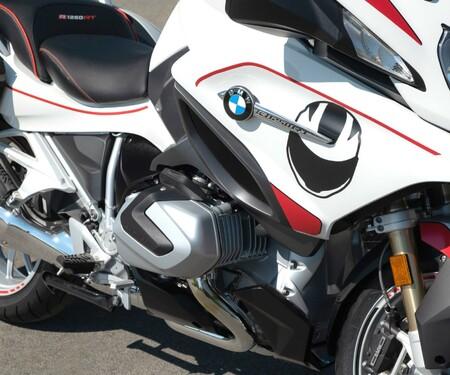 BMW R1250RT 2019 Umbau von Hornig