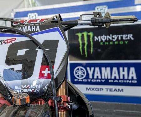 MXGP Fahrer Jeremy Seewer im Interview