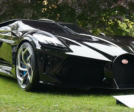 Supersport Autos, Oldtimer und Concept Cars beim Concorso d Eleganza 2019