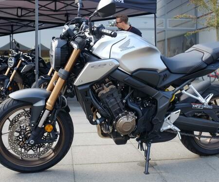 Honda CB650R Experience Tour 2019