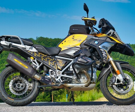 BMW R1250GS Attack Dauertest