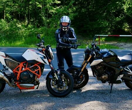 Honda CB650R vs. KTM 690 Duke 2019