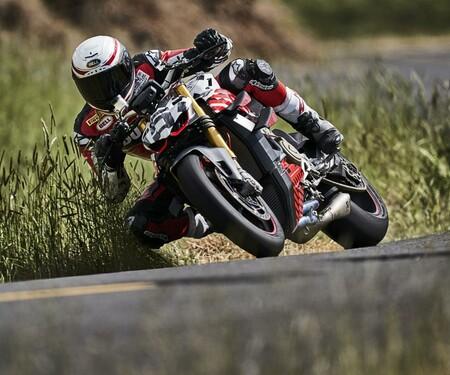 Ducati Streetfighter V4 2020 Prototyp