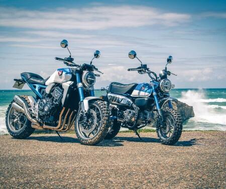 50 Jahre Vierzylinder - Honda feiert auf der Wheels & Waves