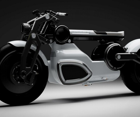 Curtiss Motorcylce Zeus 2020 - Elektropower aus den USA