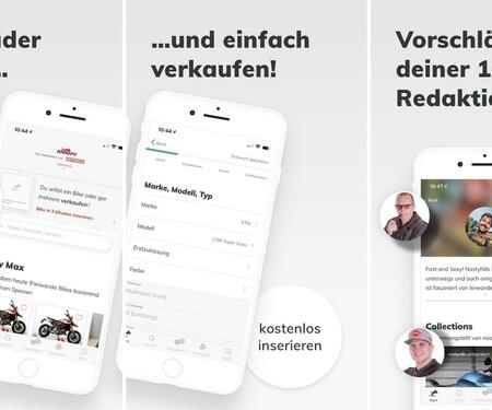 1000PS Marktplatz App Modelljahr 2019