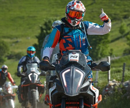 KTM ADVENTURE-RALLY GOES BIG IN BOSNIA