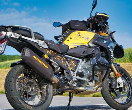 Motorradreise BMW R 1250 GS Dauertest Attack GS