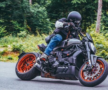 Ducati XDiavel TuneUp mit ZARD und Martin Bauer Bike Performance