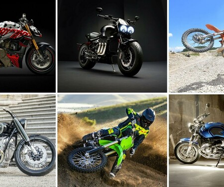 Motorrad Neuheiten 2020