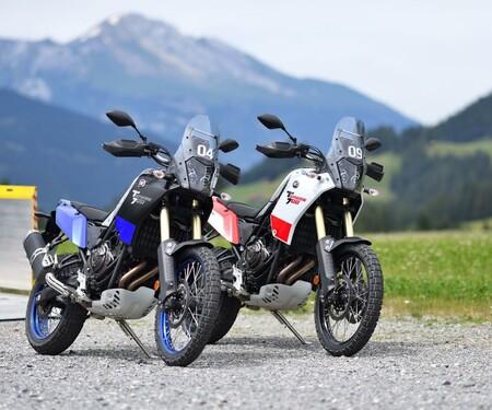 Yamaha Tenere 700 Test in den Schweizer Alpen