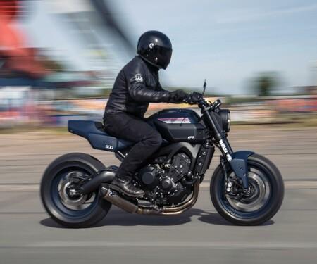 Yamaha XSR 900 Umbau von JvB-moto