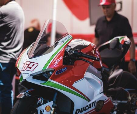 Ducati Panigale V4 S Nicky Hayden Edition 001/001