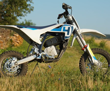 Husqvarna EE5 Kinder Motocross