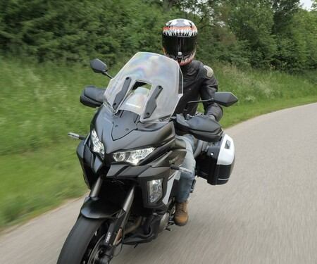 Kawasaki Sporttourer Vergleichstest