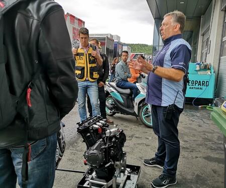 Die Technik der Moto2 - Hinter den Kulissen