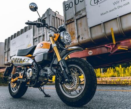 Honda Monkey Ride Out