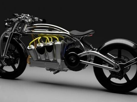 Neue Motorrad Prototyp Modelle 2019/2020