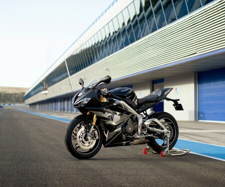 Triumph Daytona Moto2™ 765 Limited Edition