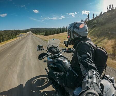 Alaska auf zwei Rädern