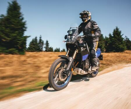Yamaha Ténéré 700 - Offroad-Test am Hochwechsel