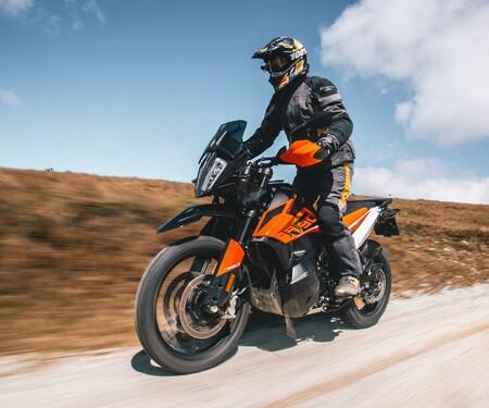 KTM 790 Adventure - Offroad-Test am Hochwechsel