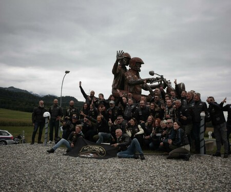European Bike Week- Harleyparty am Faaker See
