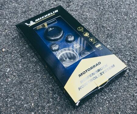 Michelin Zweirad-Reifendruckkontrollsystem im Test!
