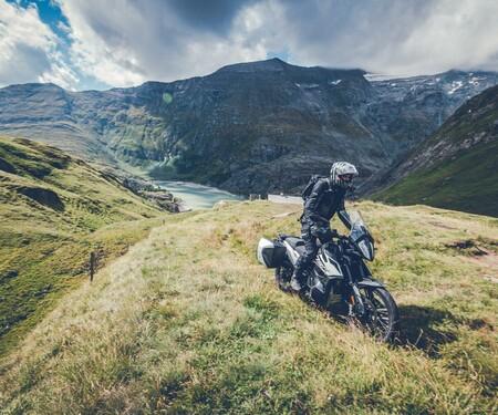 Abenteuer Österreich - unterwegs mit der KTM 790 Adventure